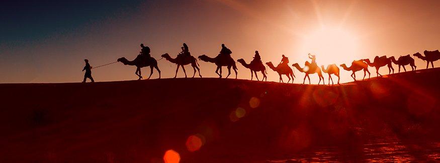 14 días por el desierto de Marruecos