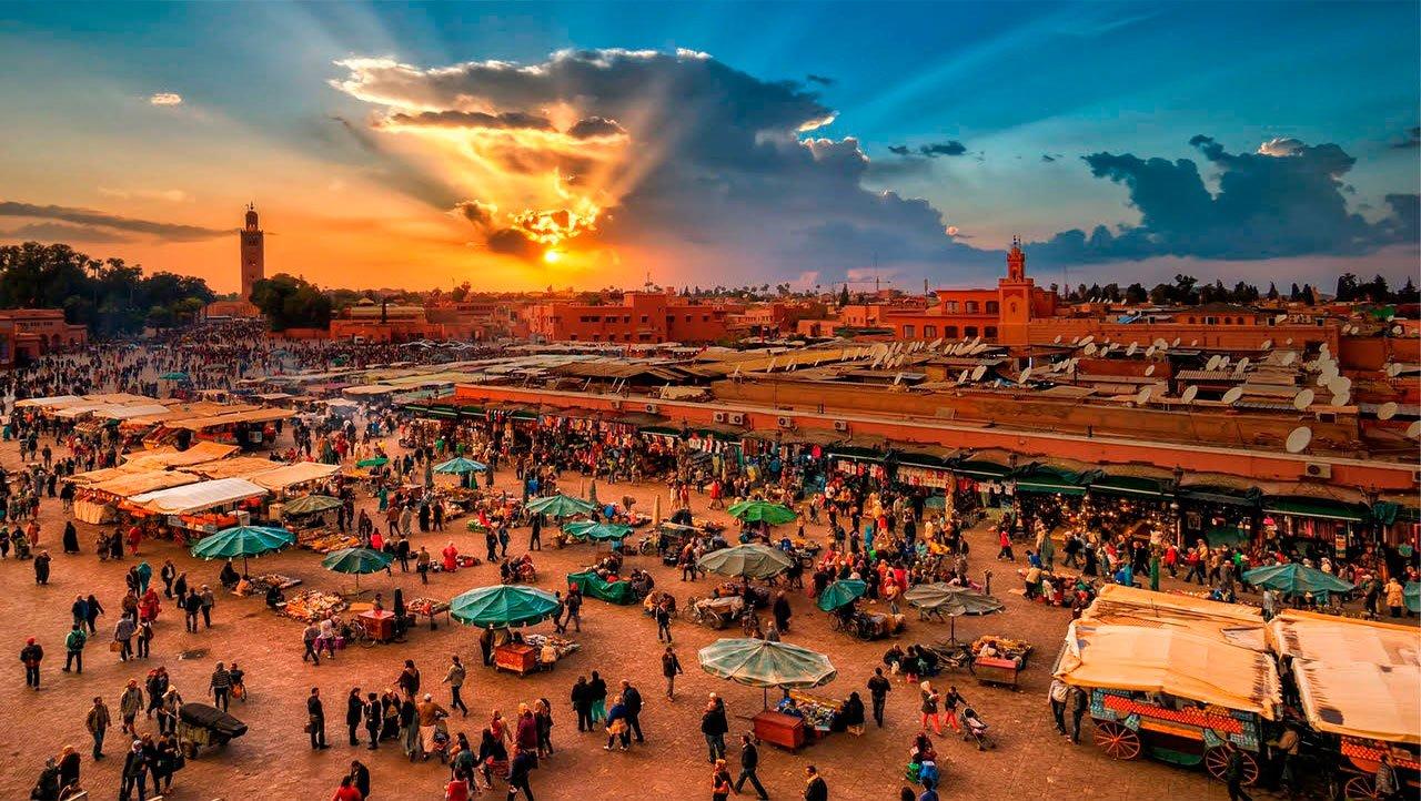 Rutas desde Tanger