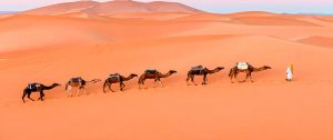 Ruta de Tánger a Marrakech