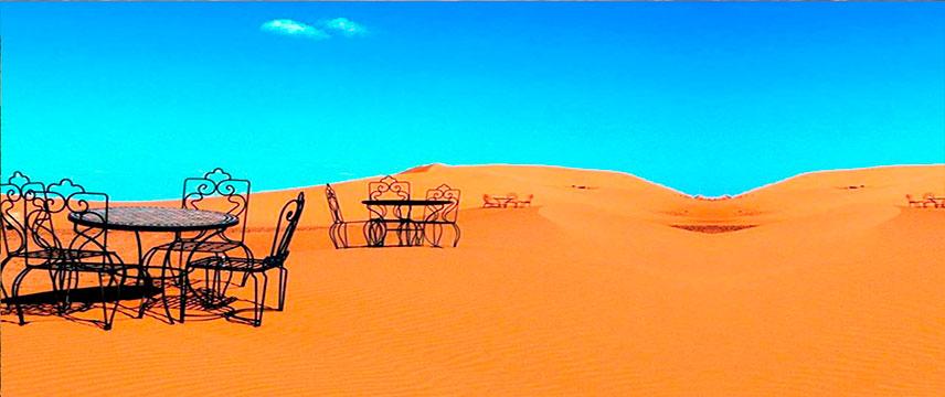 6 Días de Viaje al desierto